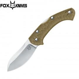 Nóż Fox Cutlery Anso Zero FRN Green FX-305 G