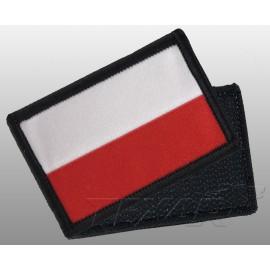 Naszywka EMBLEMAT FLAGA PL TEXAR