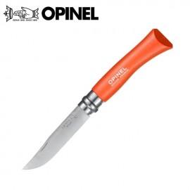 Nóż Opinel INOX Tangerine 7