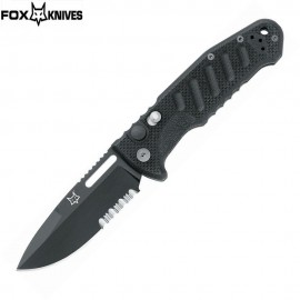 Nóż Fox Cutlery FKMD The Smarty Fox Auto Tactical FX-503 S