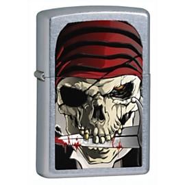 Zapalniczka Zippo Pirat, Street Chrome