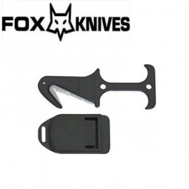 Nóż Fox Cutlery FKMD Emergency tool R.T. 2 Black FX-640/22 B