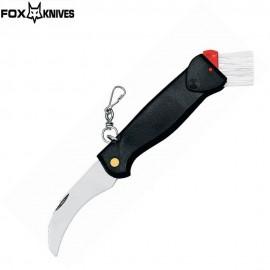 Nóż Fox Cutlery na grzyby 406 Black