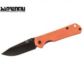 Nóż Sanrenmu 710 Orange G10 Limited Edition