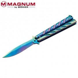 Nóż Magnum Balisong Rainbow