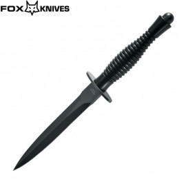 Nóż Fox Cutlery Fairbairn Sykes Fighting Knife Design by Hill Knives FX-592