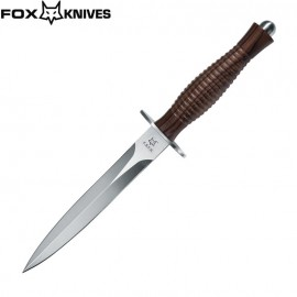 Nóż Fox Cutlery Fairbairn Sykes Fighting Knife Design by Hill Knives FX-593