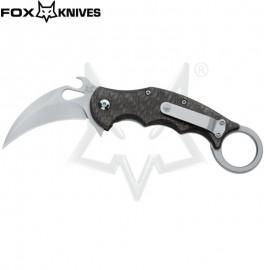 Nóż Fox Cutlery Karambit Titanium Frame Lock FX-599TiCS