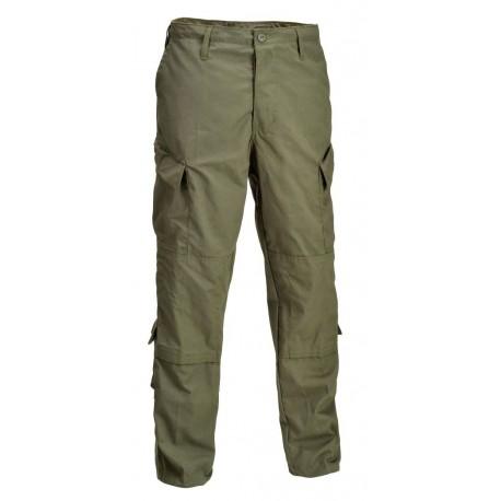 Spodnie Defcon 5 BDU Ripstop Olive D5-1600 OD