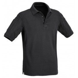Koszulka Polo Defcon 5 Black D5-1771 B