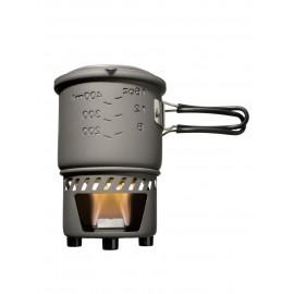 Zestaw do gotowania Esbit Solid Fuel Cookset