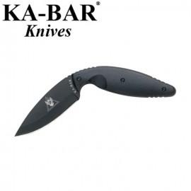 Nóż Ka-Bar 1482 - Large TDI Law Enforcement Knife - Straight Edge