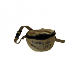 Nerka Alpha Industries Cargo Canvas Waist Bag