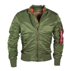 Kurtka Alpha Industries MA-1 VF 59 Long Dark Green