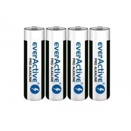Baterie alkaliczne everActive LR03/AAA, 4 szt.