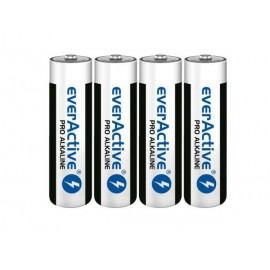 Baterie alkaliczne everActive LR6/AA, 4 szt.