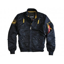Kurtka Alpha Industries Falcon II 07 replica blue