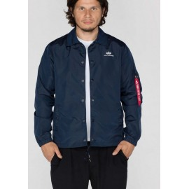 Kurtka Alpha Industries Coach Jacket TT 07 replica blue