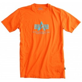 Koszlka Alpha Industries Basic Flame Orange