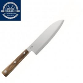 Nóż Due Cigni Hakucho Santoku 16,5 cm 2C 505 OL