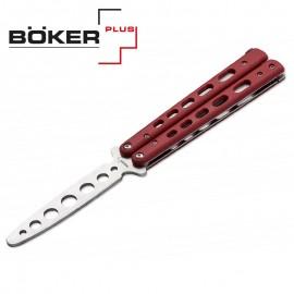 Nóż Boker Plus Balisong G10 Treningowy