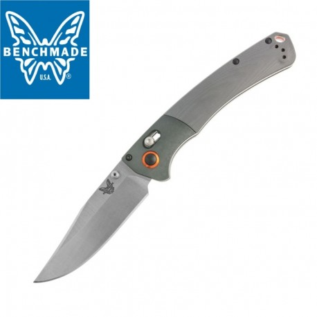 Nóż Benchmade 15080-1 HUNT Crooked River Gray G-10
