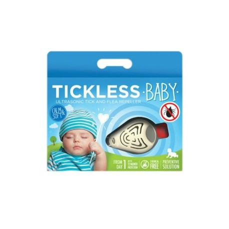 Odstraszacz kleszczy dla dzieci Tickless Beige