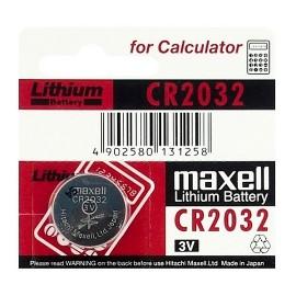 Bateria litowa Maxell CR2032, 3V, 1 szt.