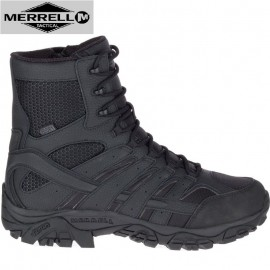 "Buty Merrell Moab 2 8"" Tactical WATERPROOF czarne"