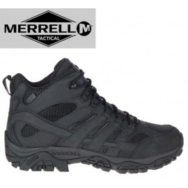 Buty Merrell MOAB 2 MID TACTICAL WATERPROOF czarne
