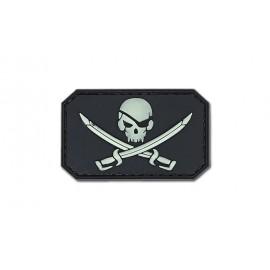 Naszywka 4TAC Pirate Glow 12072