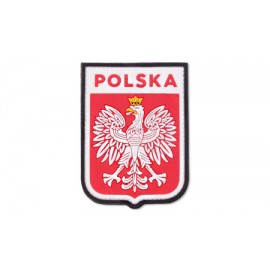 Naszywka 101 Inc. Polska Herb 17330