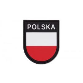 Naszywka 101 Inc. Polska Tarcza 17327