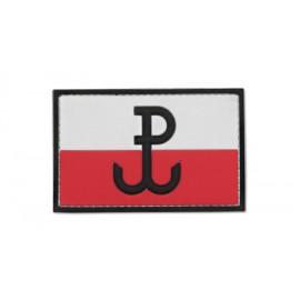 Naszywka 101 Inc. Polska Walcząca 17325