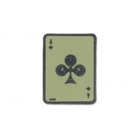 Naszywka 101 Inc. Ace of Clubs 15737