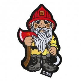 Naszywka 5.11 Fire Fighter Gnome