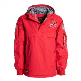 Kurtka Alpha Industries NASA Anorak 188133 328-Speed Red