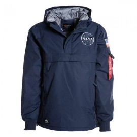 Kurtka Alpha Industries NASA Anorak 188133 07 Rep. Blue