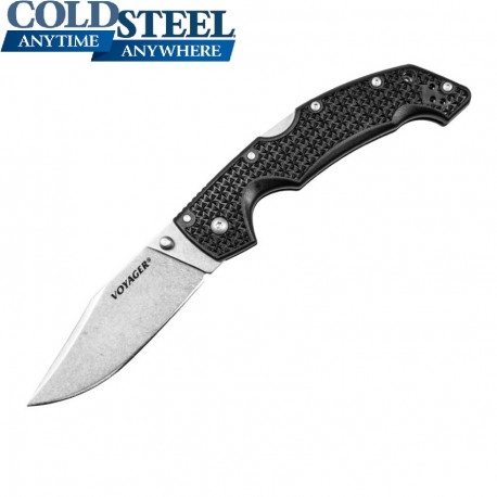 Nóż Cold Steel Voyager Large Clip Point 29AC