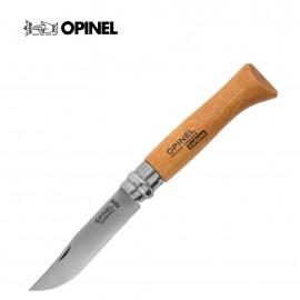 Nóż Opinel Carbon 8 Buk