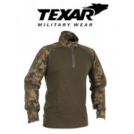 Bluza Texar Combat Shirt PL Camo