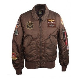 Kurtka Alpha Industries CWU Pilot X