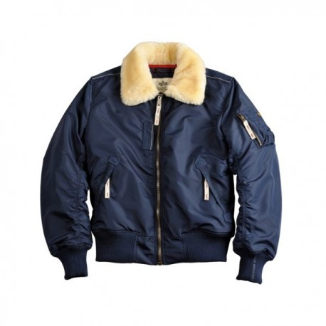 Kurtka Alpha Industries Injector III repl.blue