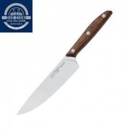 Nóż Due Cigni 1896 Szefa kuchni 15 cm 2C 1008 NO Drewno orzechowe