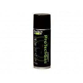 Green Gas ProTechGuns z silikonem 400ml