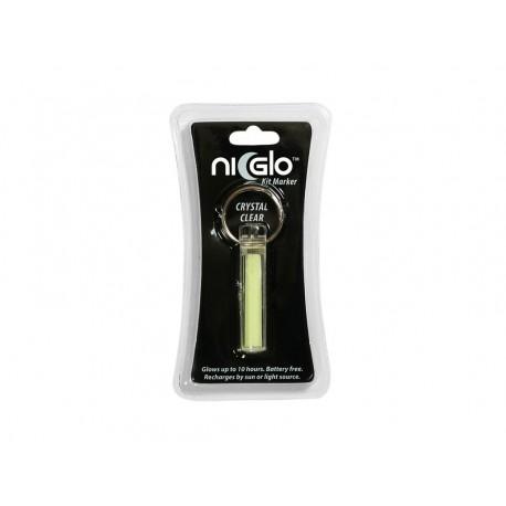 Brelok McNett Ni-Glo Crystal Clear 91500