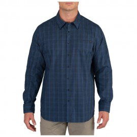 Koszula 5.11 Echo Long sleeve Ensign Blue Plaid