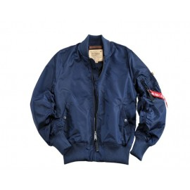 Kurtka Alpha Industries MA-1 TT repl. blue
