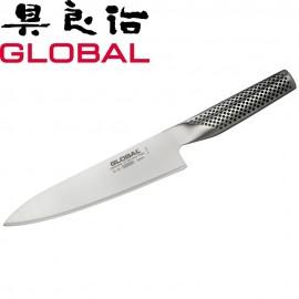 Nóż Global Szefa Kuchni 18 cm G-55