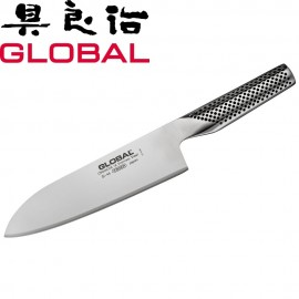 Nóż Global Santoku 18 cm G-46